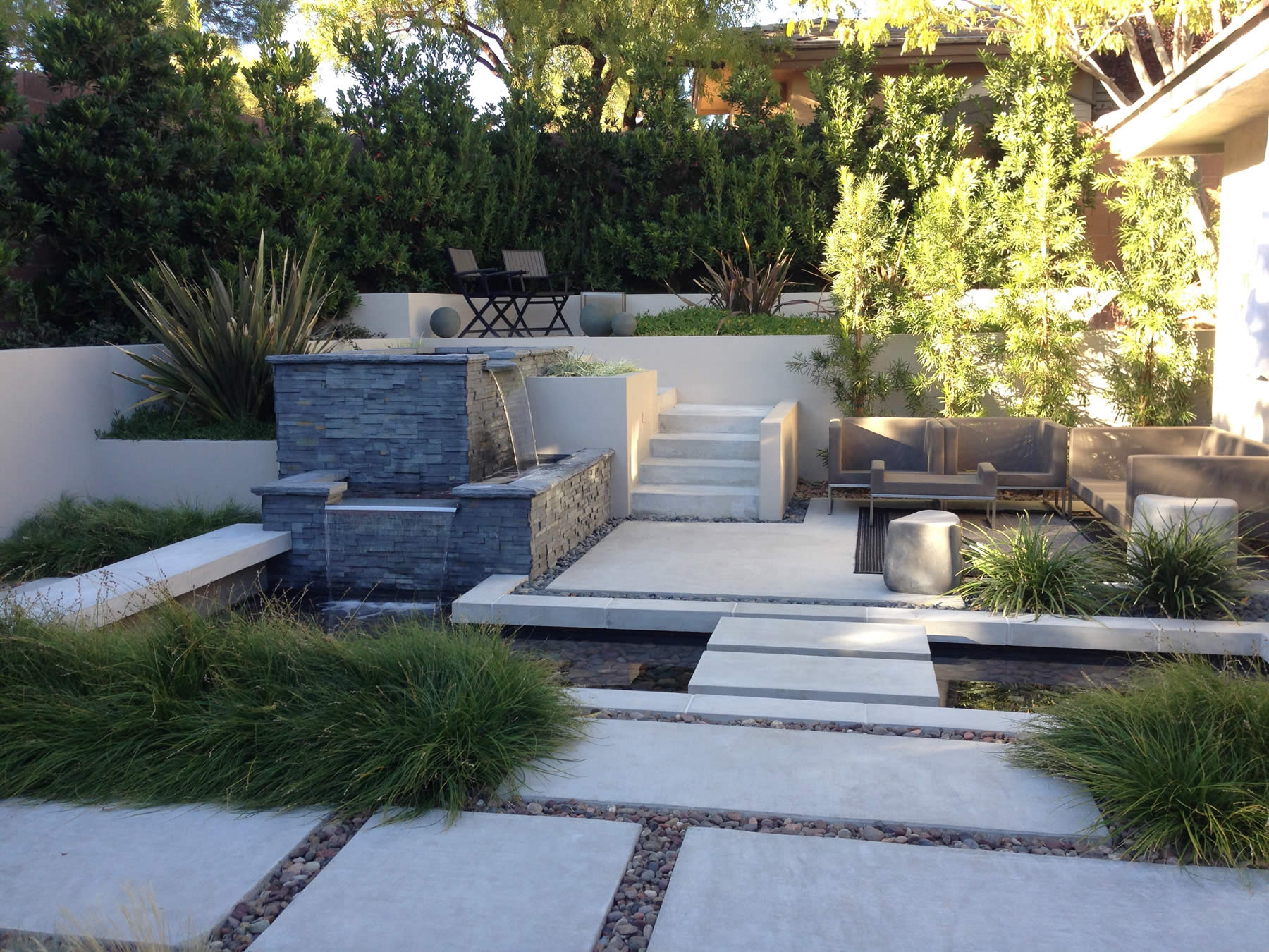 Las Vegas Landscape Architect Jonathan Spears, a licensed landscape architect in Nevada and California.