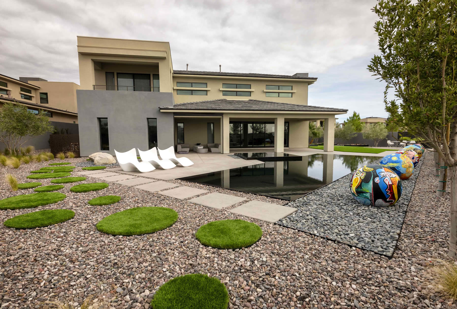 Award winning landscape architectural firm